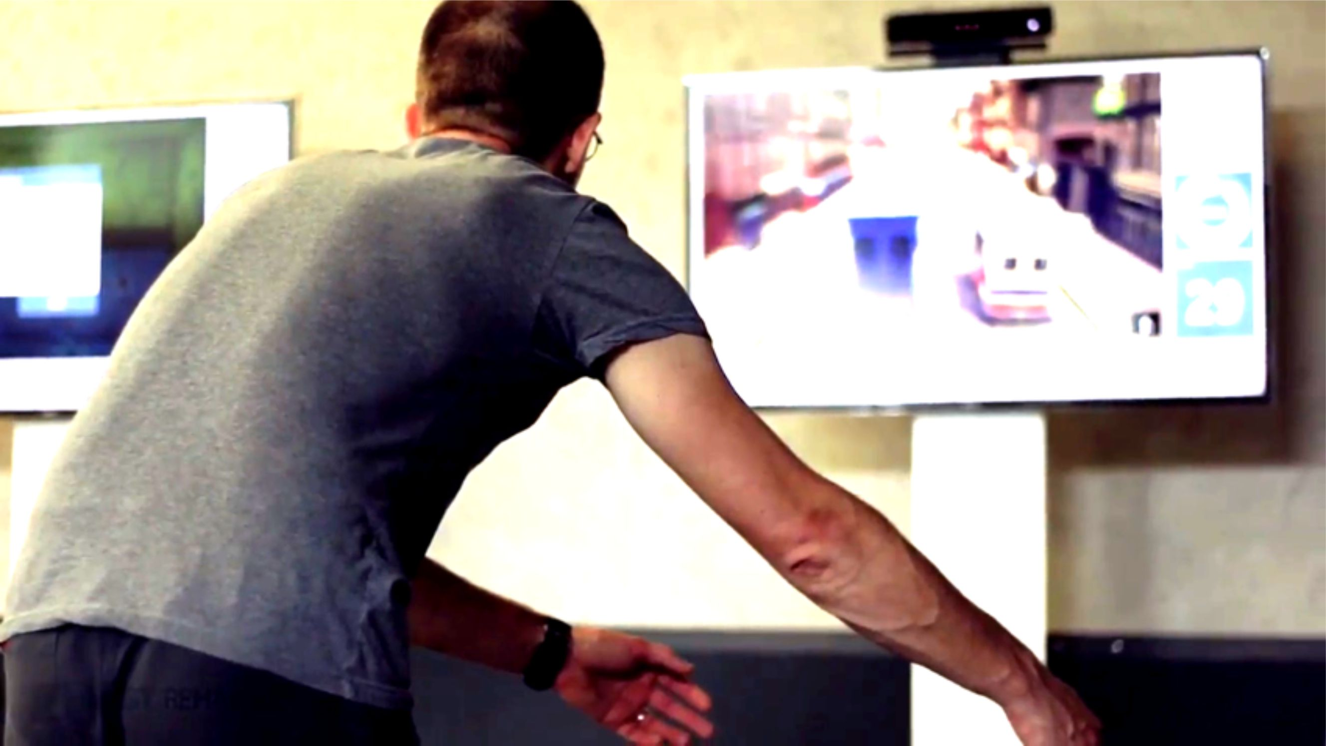 Virtual RealityRehab - Rehabilitation